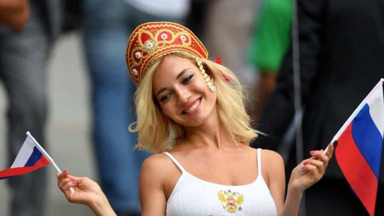 Sensualità donne russe