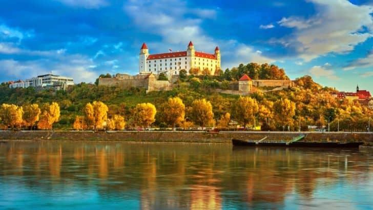 Viaggio a Bratislava per incontrare donne slovacche